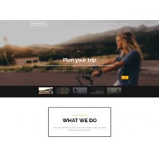 BOOTSTRAP TEMPLATE - template 002