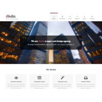 BOOTSTRAP TEMPLATE - template 004