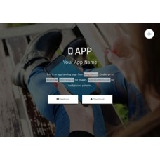 BOOTSTRAP TEMPLATE - template 005