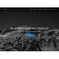 BOOTSTRAP TEMPLATE - template 012