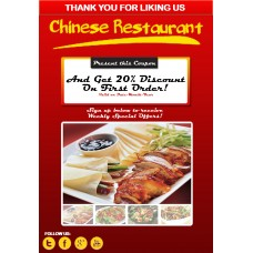 MOBILE FRIENDLY CHINESE RESTAURANT WEBSITE TEMPLATE