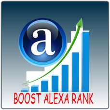 BOOST GLOBAL ALEXA RANK to TOP 1,999,999 and USA RANK to Top  500,000