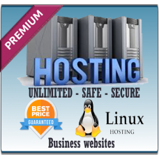 WEB HOSTING - PREMIUM BUSINESS WEBSITE HOSTING PLAN