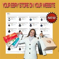 YOUR EBAY STORE ON YOUR SITE⭐ PHP Script - No monthly fees - instant download