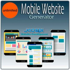 WEB DESIGN - Create Unlimited Mobile Websites