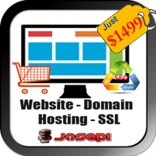 BUSINESS ULTRA - Advanced Fully Optimized Website with E-commerce Store