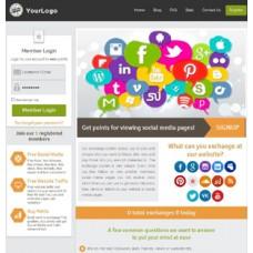 Social media Exchange Turnkey Website- Addmefast Clone