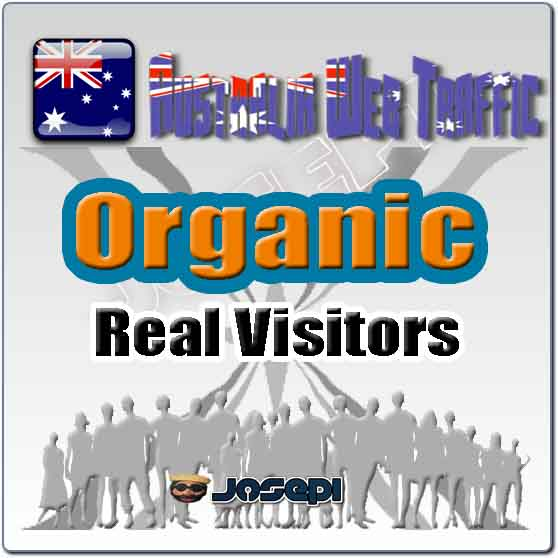 unlimited visitors to your website from Australia