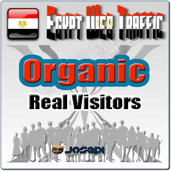 unlimited visitors to your website from Egypt
