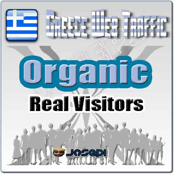 unlimited visitors to your website from Greece