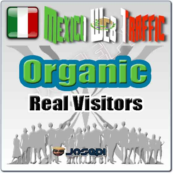 unlimited visitors to your website from Mexico