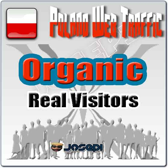 unlimited visitors to your website from Poland